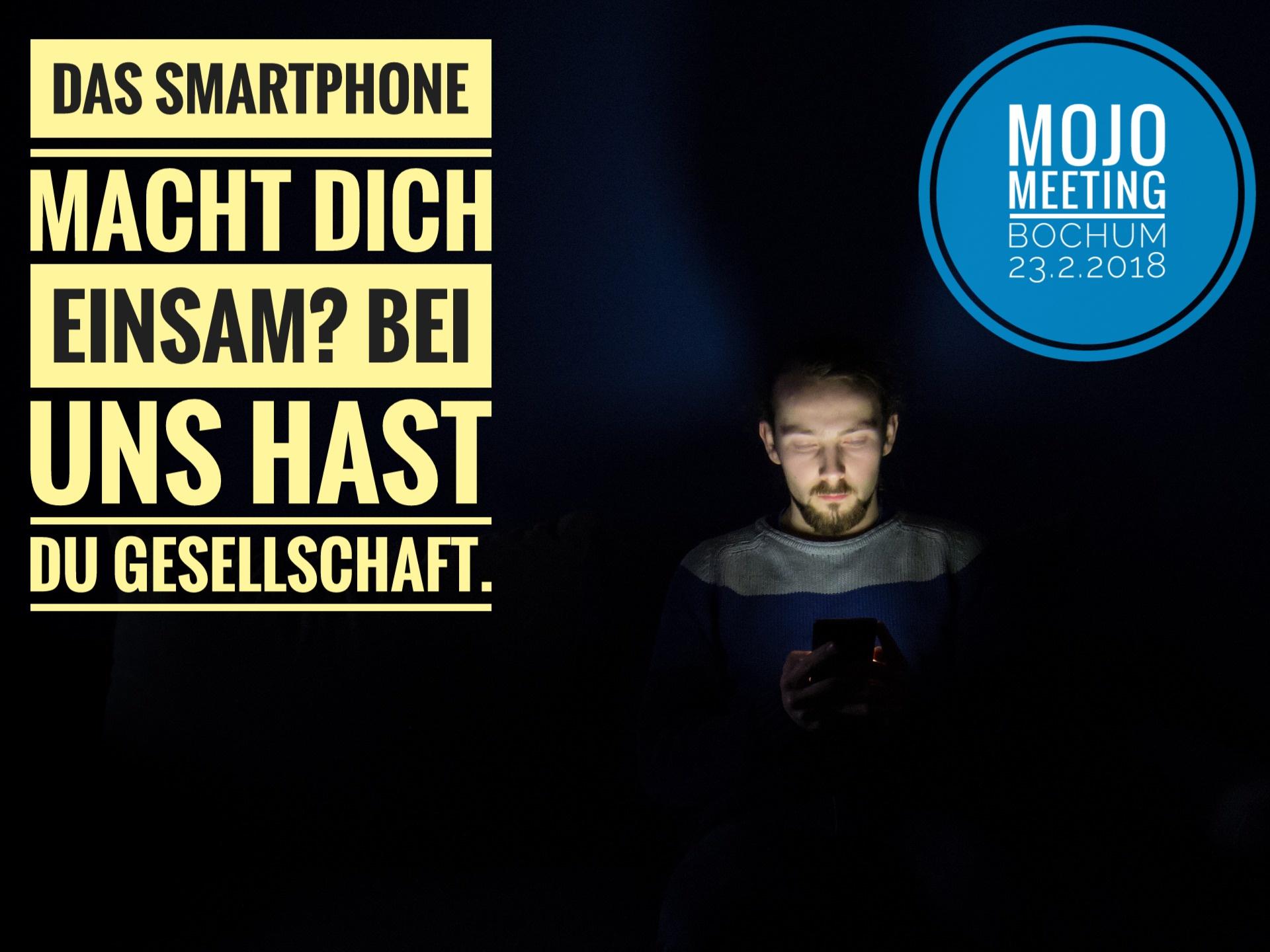 Kai Rüsberg und Bernhard Lill organisieren das Barcamp #MojoMeeting in Bochum.