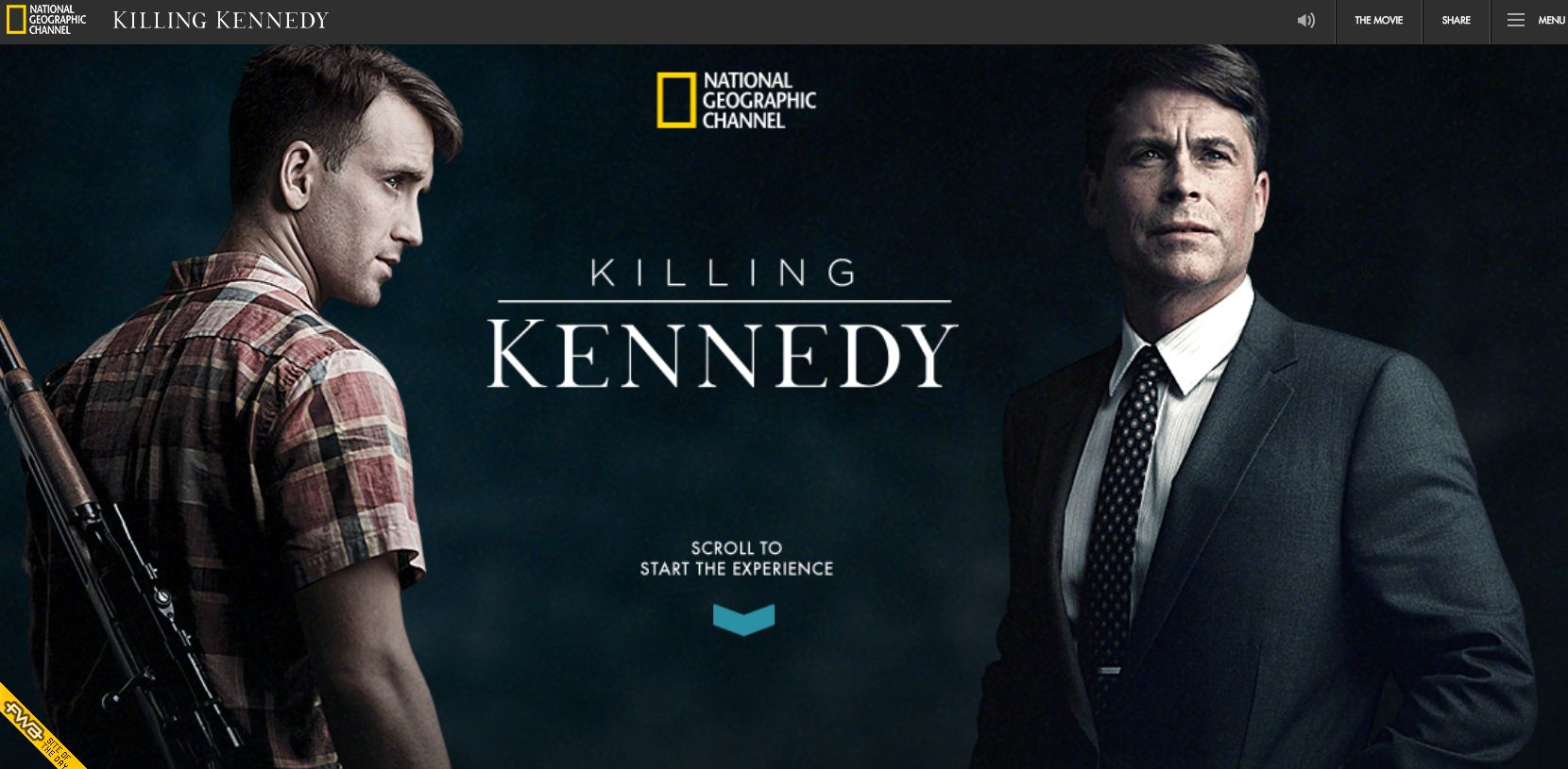 Multimediale Reportage zu JFK und seinem Mörder Lee Harvey Oswald